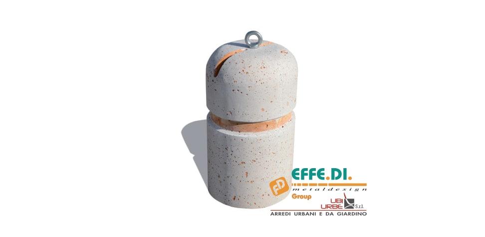 Dissuasore in cemento Lantern DS 703