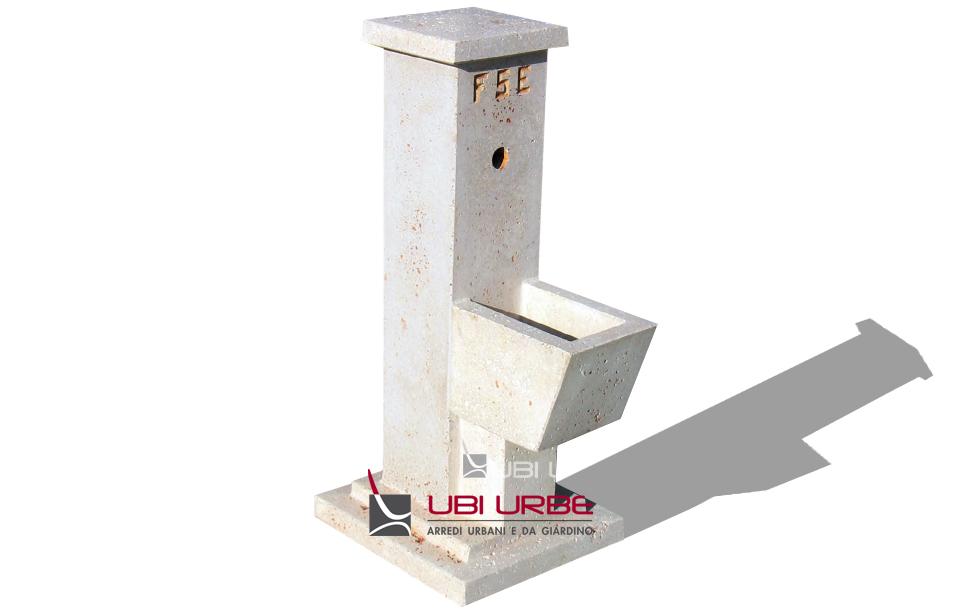 Fontana FSE in cemento CA103